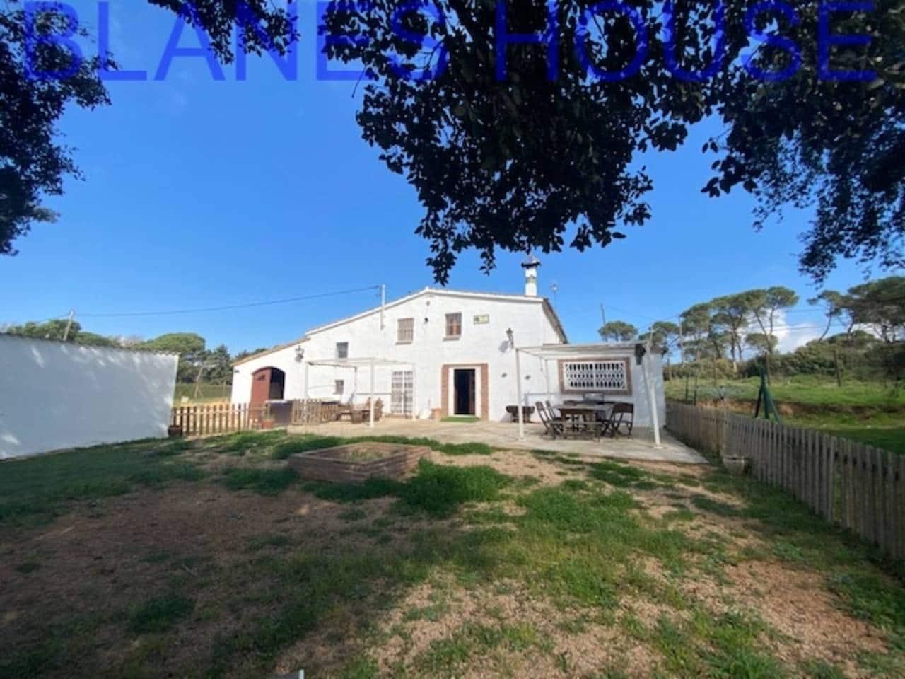 5 bedroom Finca/Country House for sale in Macanet de la Selva with pool - € 425,000 (Ref: 5969743)