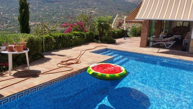 Finca/Casa Rural de 3 habitaciones en Alcaucín en venta con piscina - 419.000 € (Ref: 5850985)