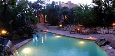 3 chambre Villa/Maison à vendre à Sanlucar la Mayor avec piscine - 265 000 € (Ref: 5120232)