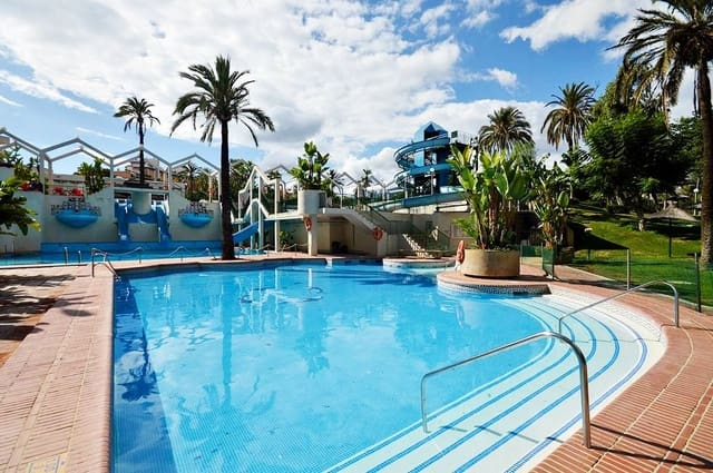 1 soverom Studio til salgs i Benalmadena Costa med svømmebasseng garasje - € 121 000 (Ref: 5627451)