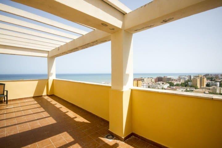 1 bedroom Penthouse for sale in Torremolinos with pool garage - € 189,500 (Ref: 5125499)