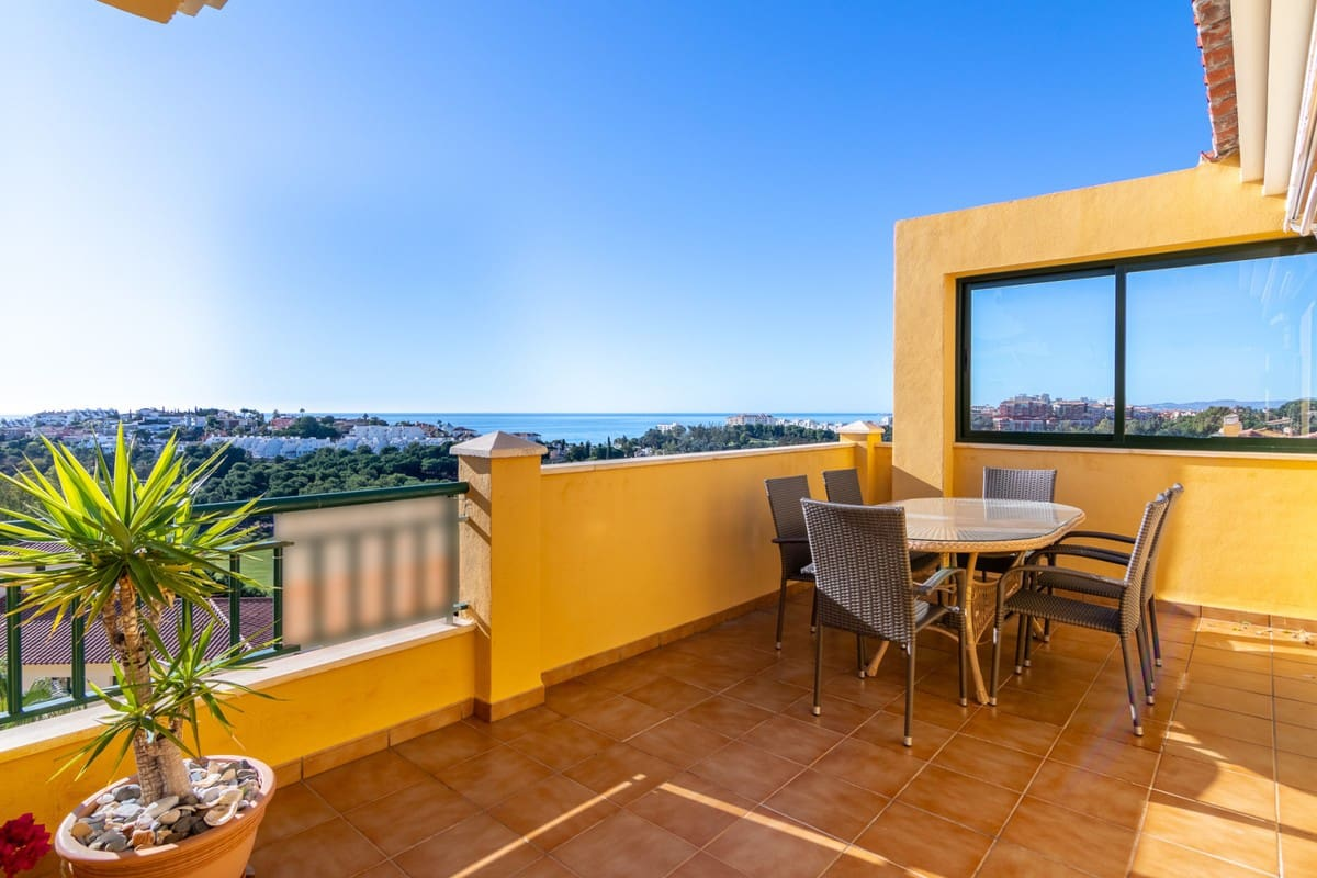 3 bedroom Penthouse for sale in Benalmadena with pool garage - € 385,000 (Ref: 5125613)