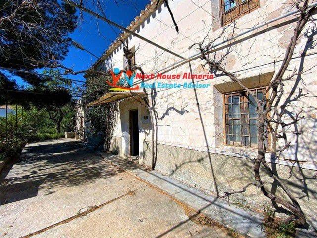 Finca/Casa Rural de 3 habitaciones en Arboleas en venta - 99.950 € (Ref: 5121655)