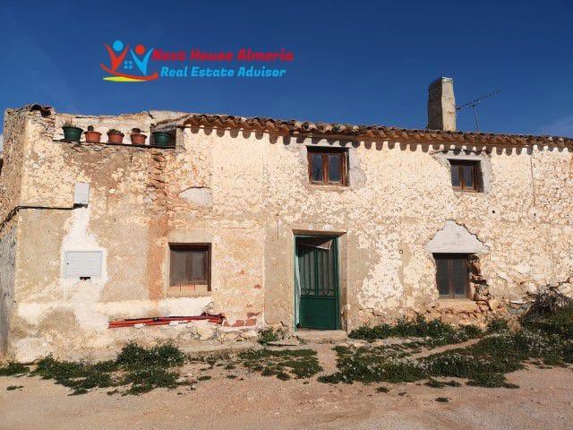 Finca/Casa Rural de 3 habitaciones en Chirivel en venta - 78.995 € (Ref: 5192948)
