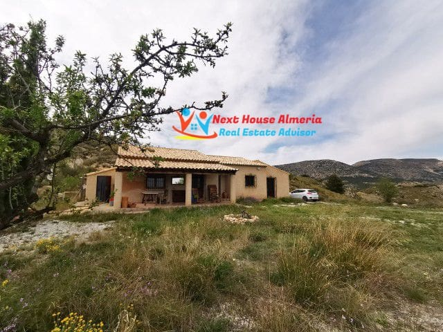 4 camera da letto Finca/Casa di Campagna in vendita in Velez-Blanco - 165.000 € (Rif: 6029704)