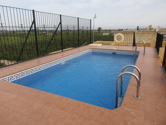 2 Zimmer Ferienapartment in Daya Nueva mit Pool - 250 € (Ref: 6010942)