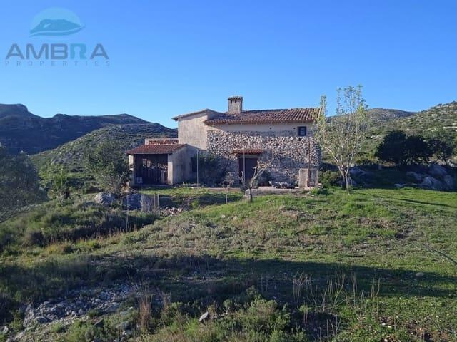1 quarto Casa de Madeira para venda em Vall de Ebo - 90 000 € (Ref: 6029183)