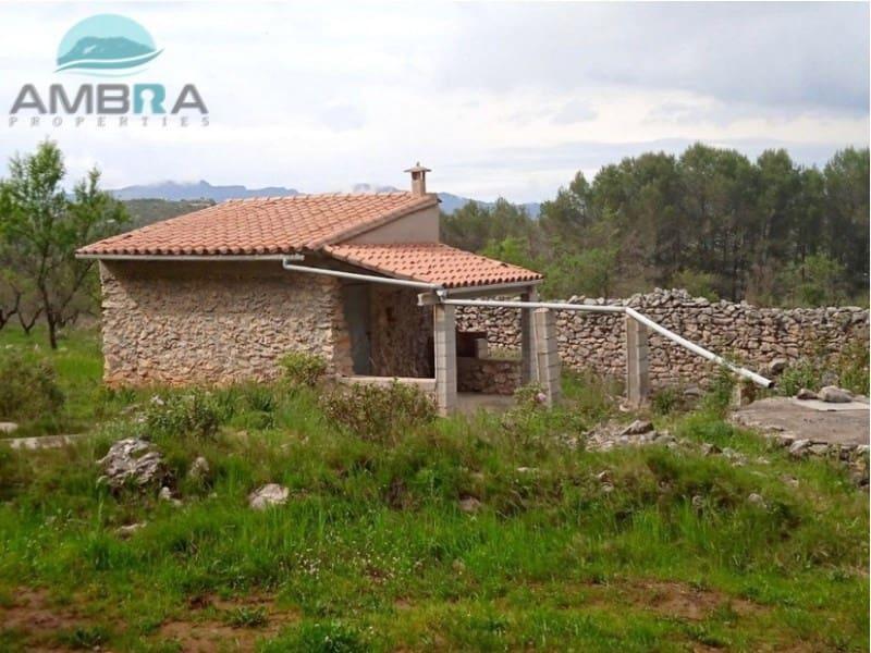 1 quarto Casa de Madeira para venda em Benisiva - 47 000 € (Ref: 6117357)