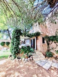 4 slaapkamer Villa te huur in Portals Nous met zwembad - € 2.950 (Ref: 5136854)