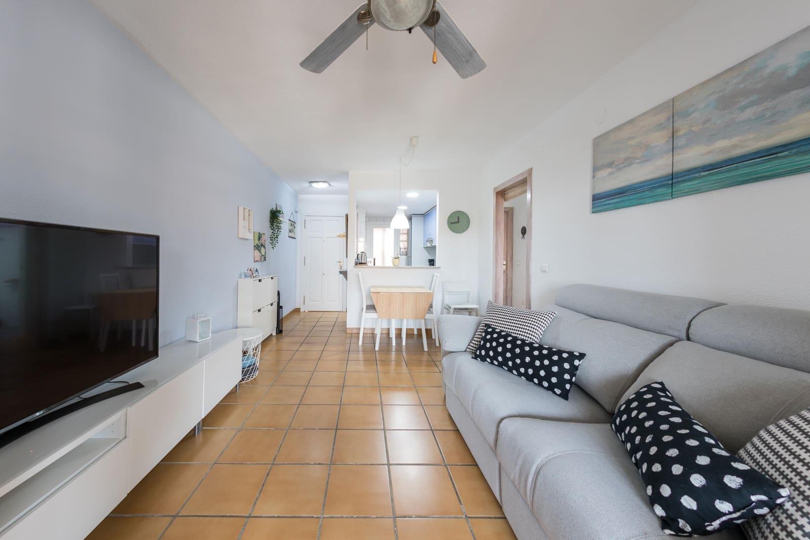 2 sovrum Lägenhet att hyra i Albir med pool garage - 1 000 € (Ref: 5138177)