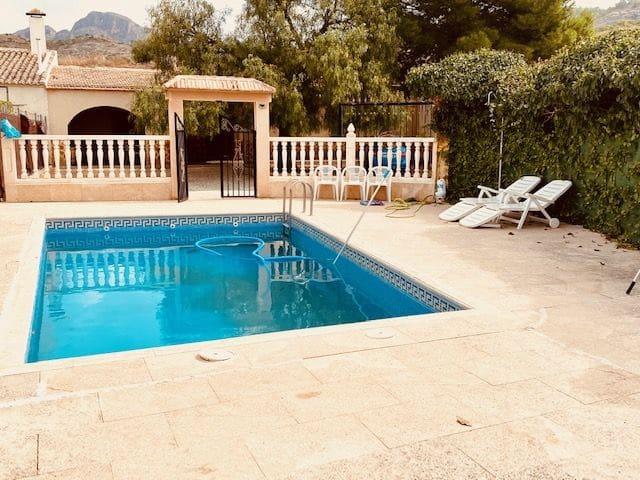 3 sovrum Grotthus till salu i Fortuna med pool - 95 850 € (Ref: 5583830)