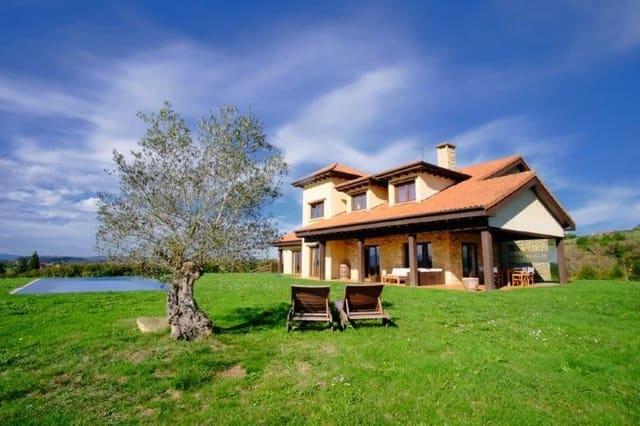 6 Zimmer Villa zu verkaufen in Siero mit Pool Garage - 650.000 € (Ref: 5239465)