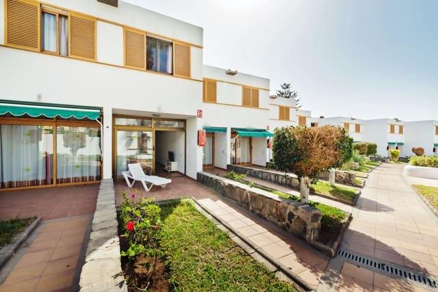2 chambre Villa/Maison Semi-Mitoyenne à vendre à Playa del Ingles avec piscine - 220 000 € (Ref: 5592998)
