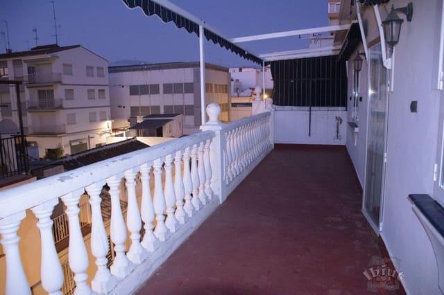 Piso de 2 habitaciones en Torre del Mar en alquiler vacacional - 550 € (Ref: 5331147)