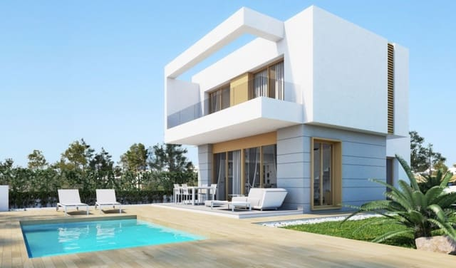 3 sovrum Villa till salu i Vistabella - 264 900 € (Ref: 5535753)