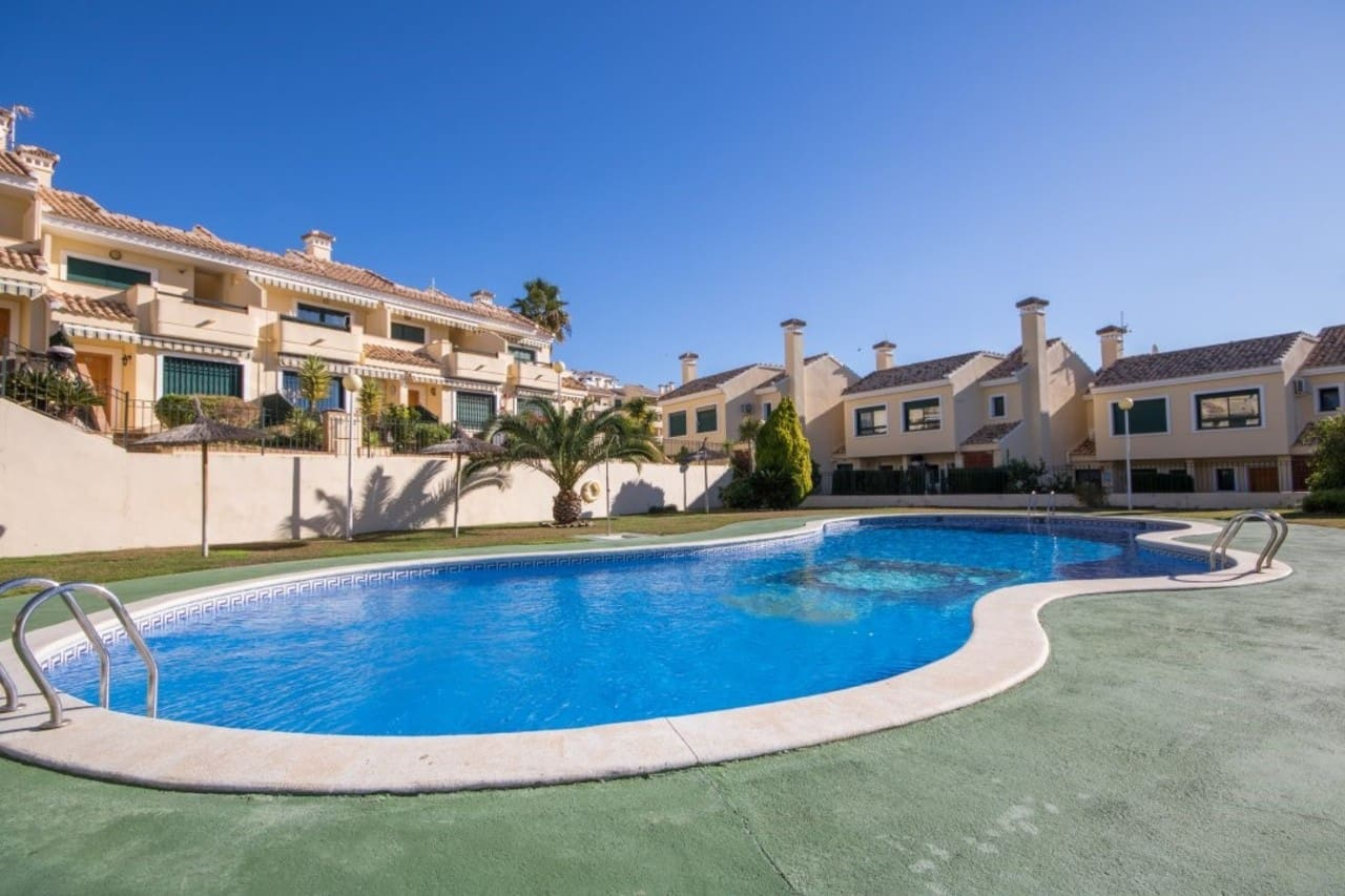 2 bedroom Apartment for sale in Campoamor with pool - € 159,900 (Ref: 5536022)