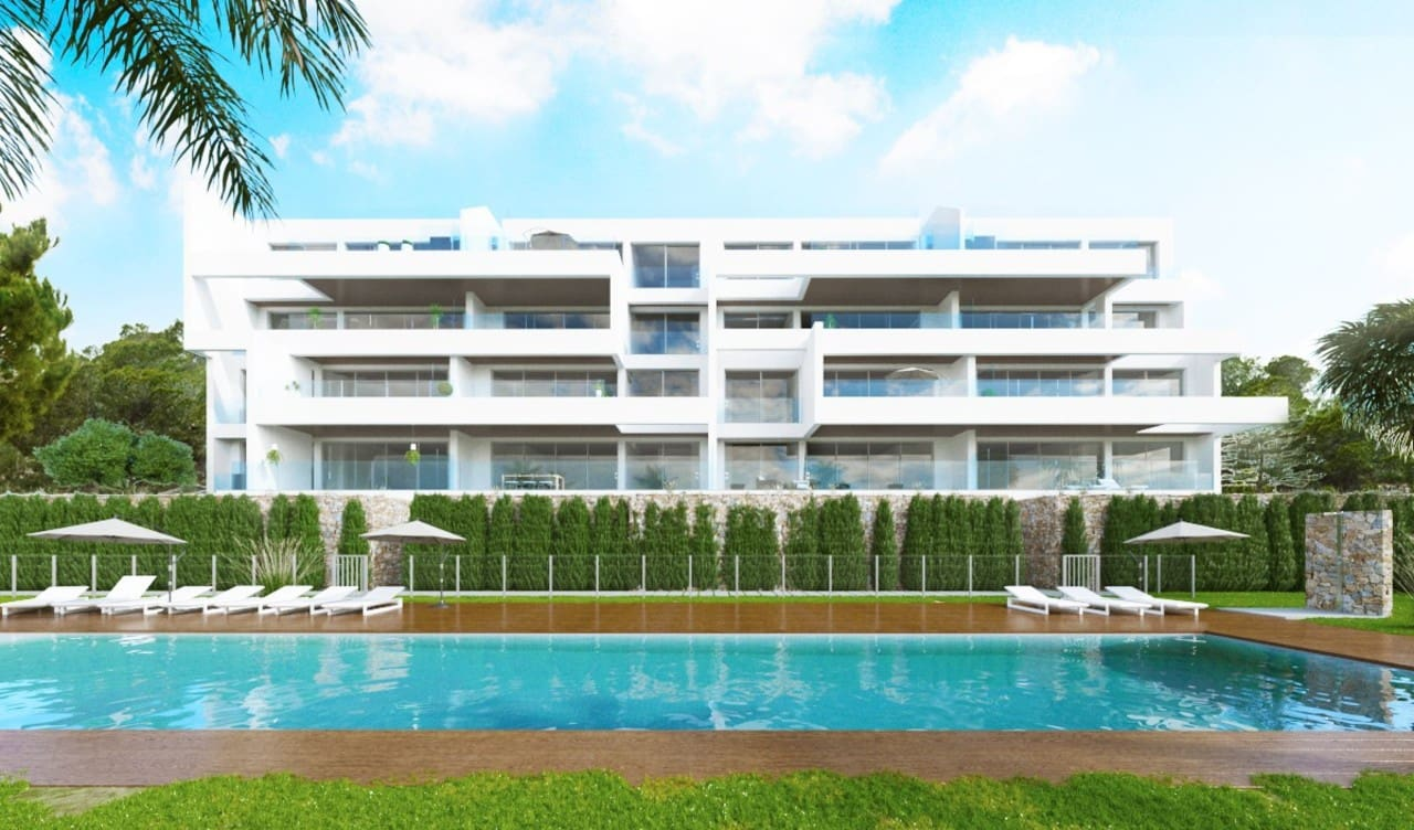 2 bedroom Apartment for sale in Campoamor - € 289,000 (Ref: 5536237)