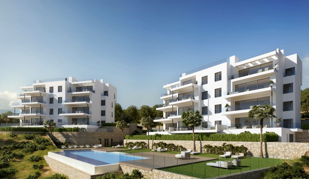 2 bedroom Penthouse for sale in Campoamor - € 370,000 (Ref: 5547010)