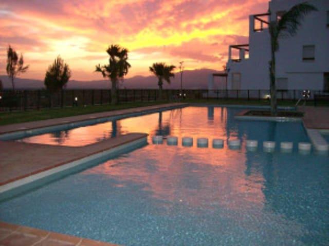 2 sypialnia Apartament na sprzedaż w Terrazas de la Torre z basenem - 62 000 € (Ref: 6335184)