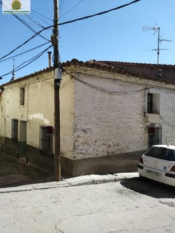 3 quarto Casa em Banda para venda em El Tiemblo - 33 000 € (Ref: 6015825)