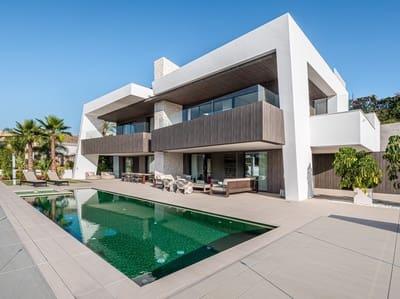 4 bedroom Villa for sale in Nueva Andalucia with pool garage - € 3,500,000 (Ref: 5185501)