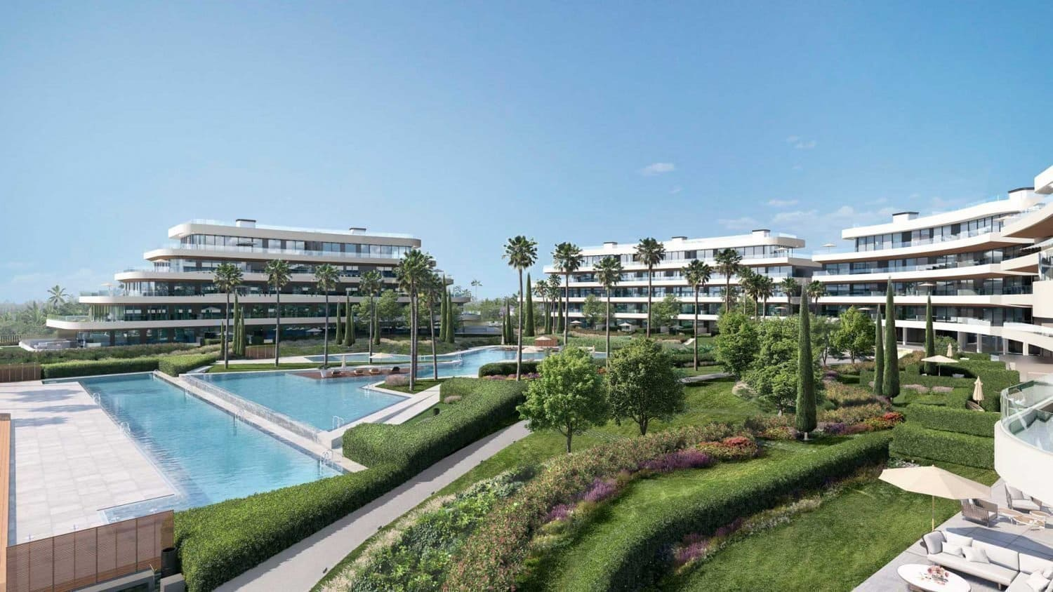 2 bedroom Penthouse for sale in Torremolinos with pool - € 1,082,950 (Ref: 5185574)