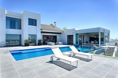 5 bedroom Villa for sale in Los Flamingos with pool garage - € 4,975,000 (Ref: 5192501)