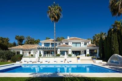 7 bedroom Villa for sale in Nueva Andalucia with pool garage - € 5,500,000 (Ref: 5225172)
