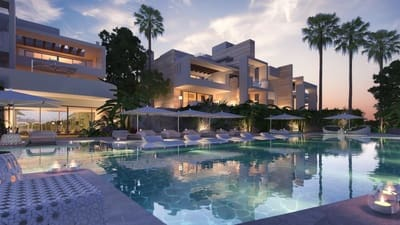 3 bedroom Apartment for sale in Marbella with pool - € 1,165,000 (Ref: 5319763)