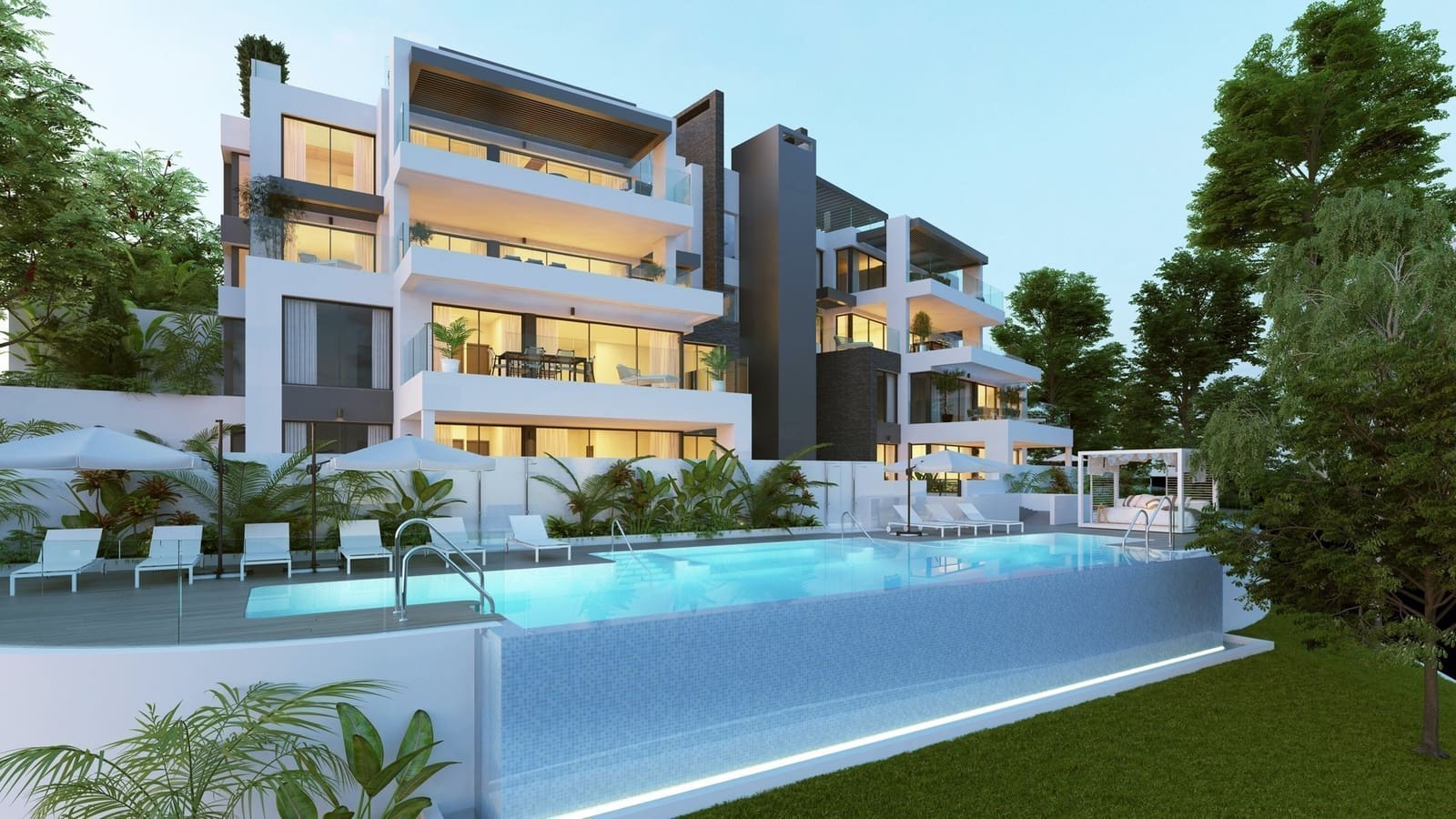 2 bedroom Apartment for sale in Benahavis with pool - € 575,000 (Ref: 5360685)