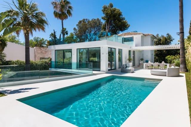 Chalet de 4 habitaciones en Nueva Andalucia en venta con piscina garaje - 1.850.000 € (Ref: 5394688)