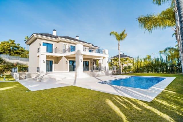 6 bedroom Villa for sale in Los Flamingos with pool - € 2,900,000 (Ref: 5776839)