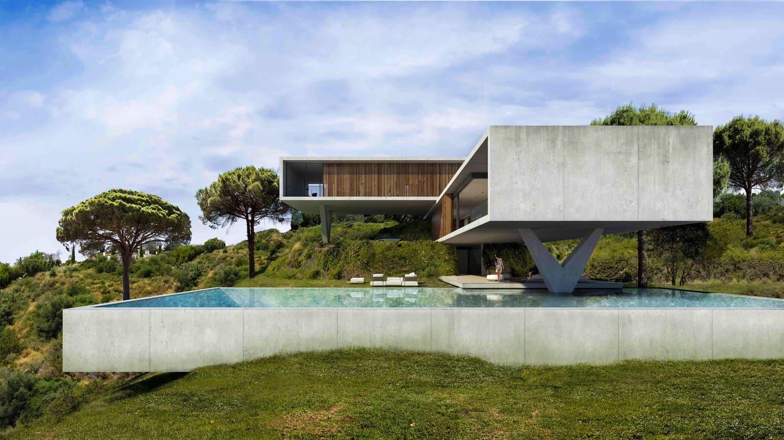 5 bedroom Villa for sale in Los Flamingos with pool garage - € 4,650,000 (Ref: 5811995)