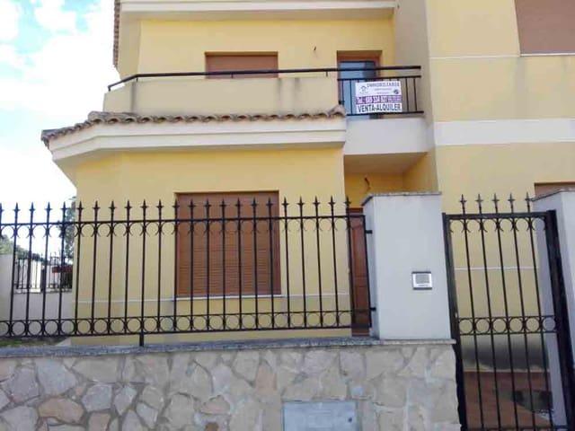 4 sovrum Bungalow till salu i Pinoso - 170 000 € (Ref: 5229071)