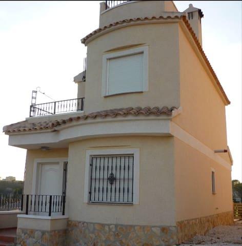 3 slaapkamer Villa te huur in Abanilla - € 550 (Ref: 5572289)