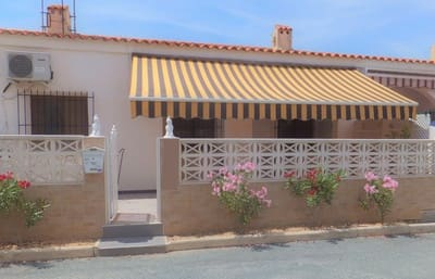 2 bedroom Bungalow for sale in La Marina - € 62,000 (Ref: 5199676)