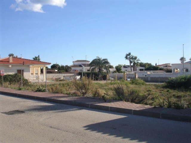 Landgrundstück zu verkaufen in La Marina - 136.000 € (Ref: 5421066)