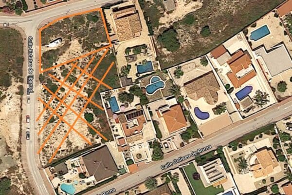 Undeveloped Land for sale in La Escuera - € 114,950 (Ref: 6224145)