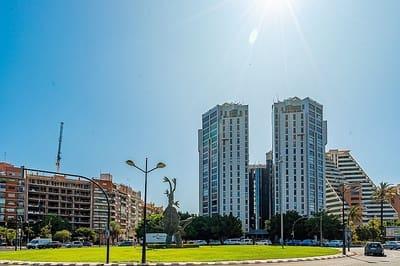3 Zimmer Apartment zu verkaufen in Valencia Stadt mit Pool - 414.000 € (Ref: 5194875)