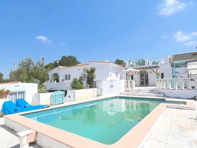 5 Zimmer Villa zu verkaufen in Turis mit Pool - 250.000 € (Ref: 5194965)