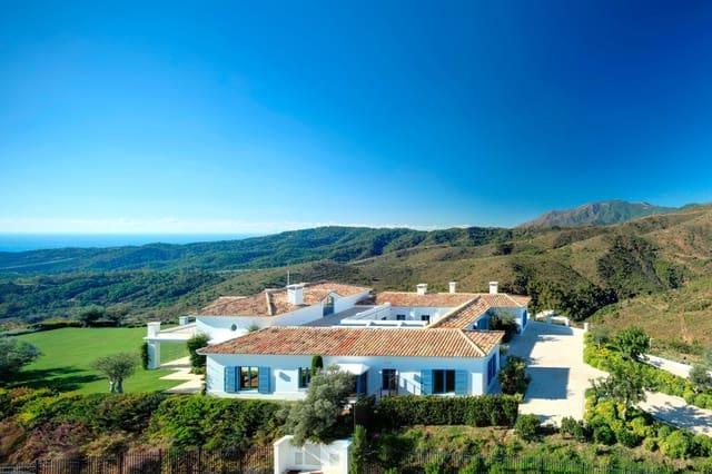 4 quarto Moradia para venda em Benahavis com piscina - 4 900 000 € (Ref: 5547294)