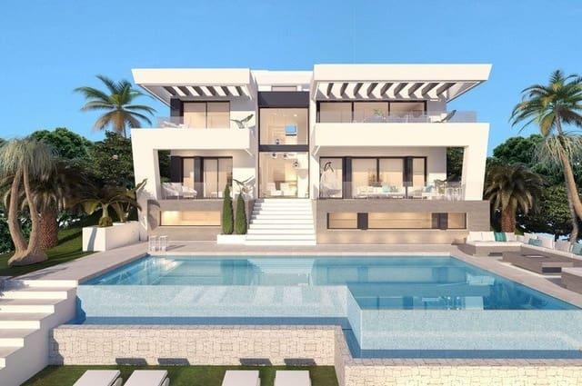 3 soveværelse Villa til salg i Mijas Golf med swimmingpool - € 992.800 (Ref: 5547405)