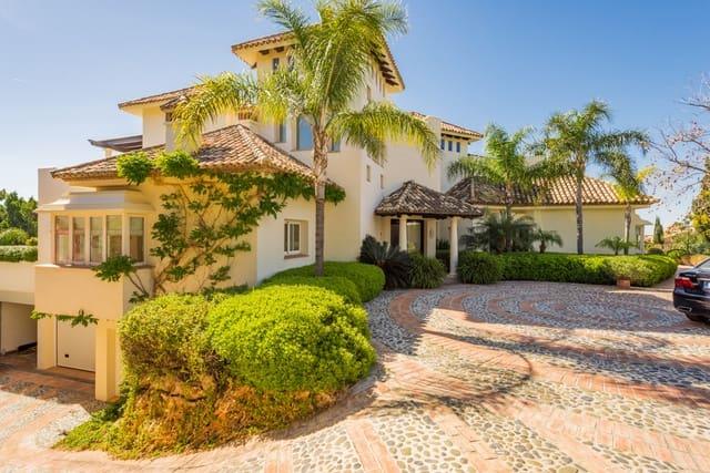 4 sypialnia Willa na sprzedaż w Monte Halcones z basenem - 2 500 000 € (Ref: 5573473)