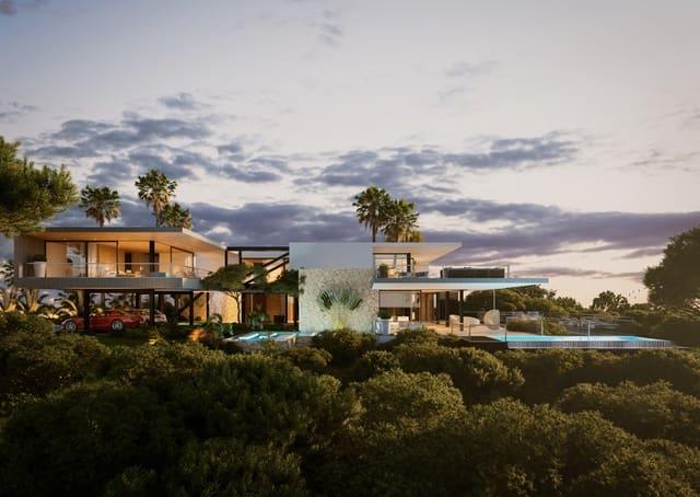 5 soveværelse Villa til salg i Sotogrande med swimmingpool - € 3.700.000 (Ref: 5679214)