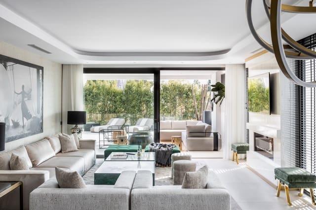 4 makuuhuone Huoneisto myytävänä paikassa Golden Mile mukana uima-altaan - 1 990 000 € (Ref: 5723323)