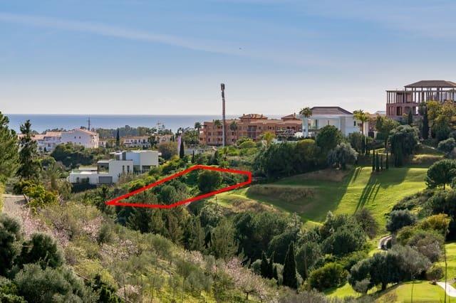 Grunde uden byggetilladelser til salg i Los Flamingos - € 995.000 (Ref: 5953127)