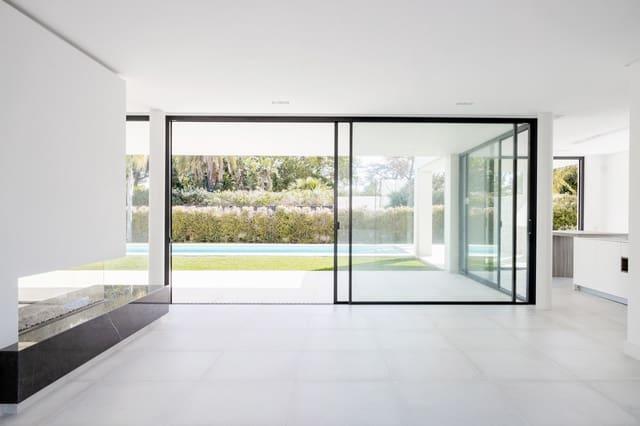 4 chambre Villa/Maison à vendre à Estepona avec piscine - 1 990 000 € (Ref: 5996925)