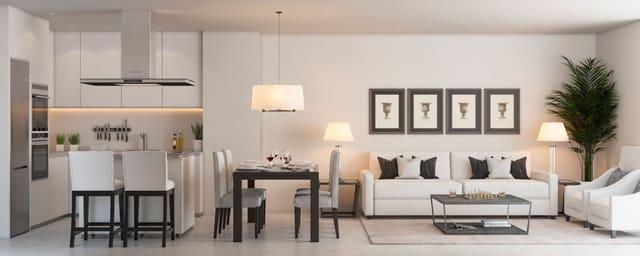 3 soveværelse Lejlighed til salg i La Cala de Mijas med swimmingpool - € 392.000 (Ref: 5996930)