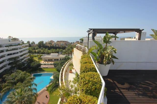 4 quarto Penthouse para venda em Marbella com piscina - 2 800 000 € (Ref: 6011428)