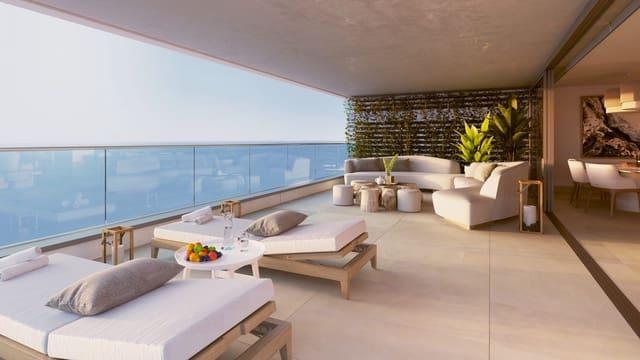 4 camera da letto Appartamento in vendita in Malaga citta con piscina - 2.255.000 € (Rif: 6011431)